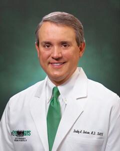 Bradley A. Bertram, M.D.